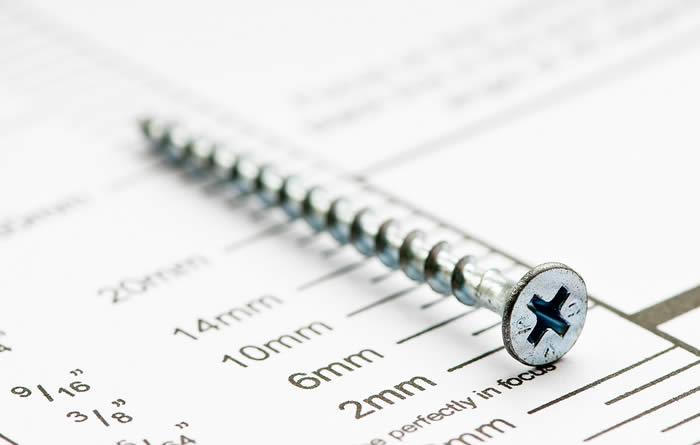 Aerospace fastener screw specifications
