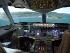 A pilotless flightdeck