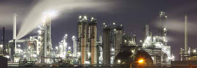 petrochemical fasteners