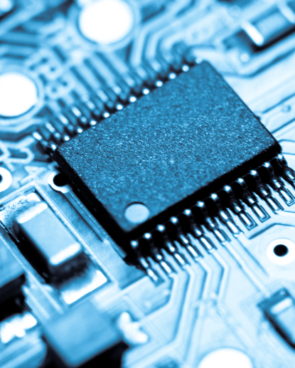 Industrial Fasteners, Microelectronics